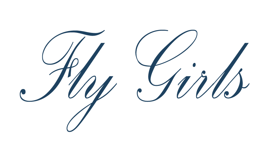 Fly Girls of WWII graphic